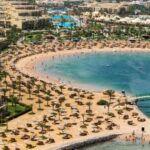 Отели Хургады с песчаным входом в море