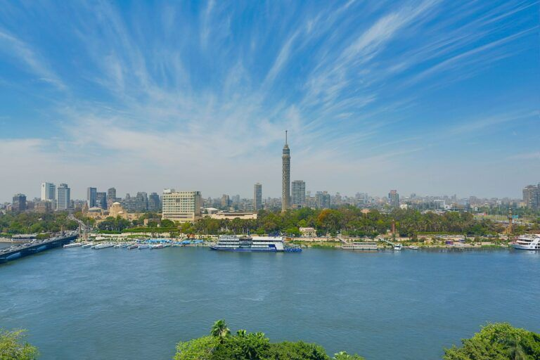 экскурсия в Каир из Хургады